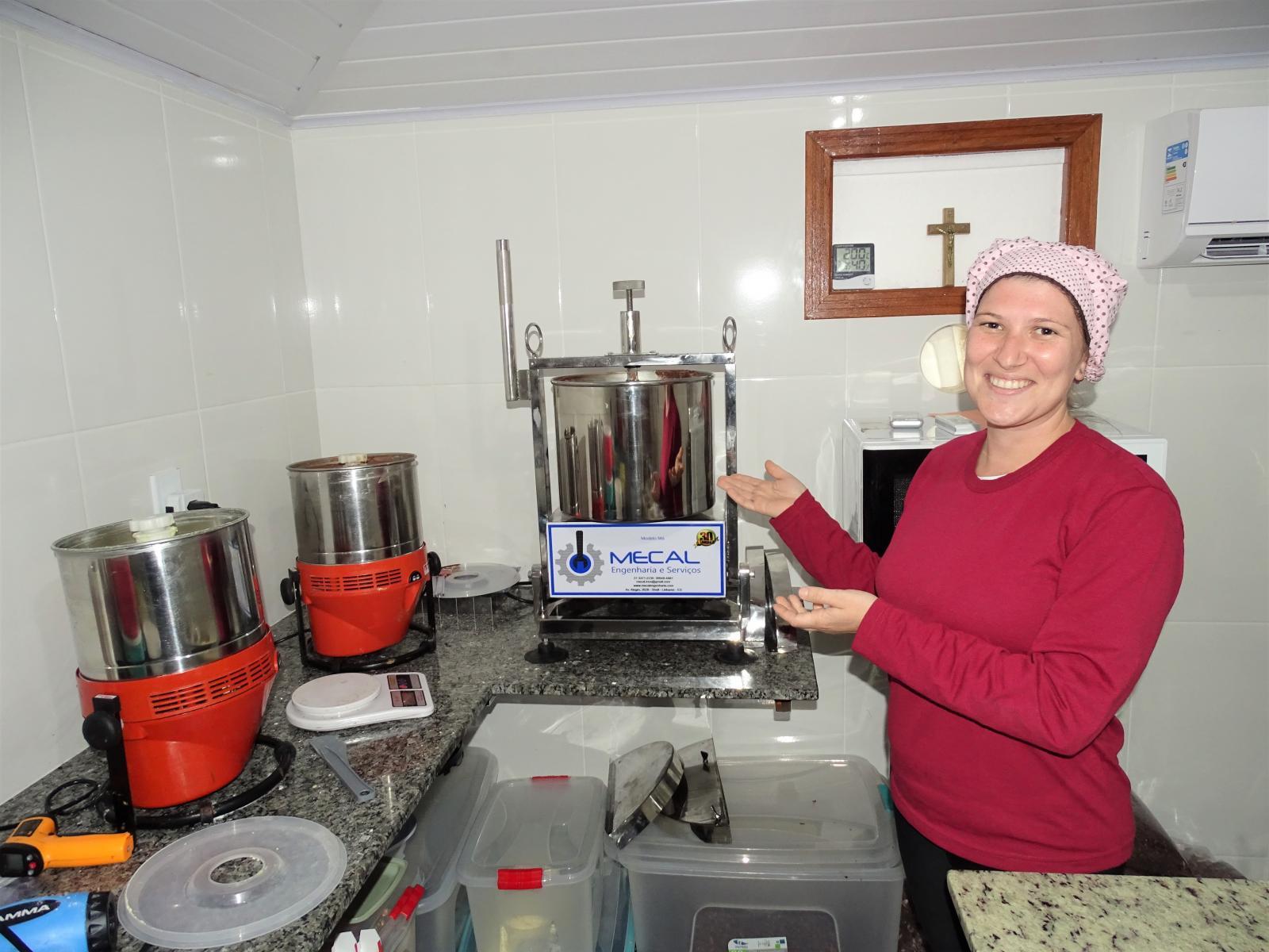 Produção de chocolates artesanais é a nova promessa da agroindústria em Itarana