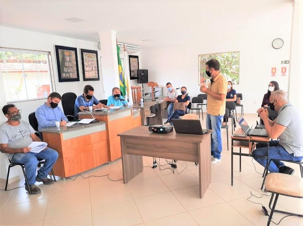 Audiência Pública demonstrou e avaliou metas fiscais do 2º quadrimestre de 2021