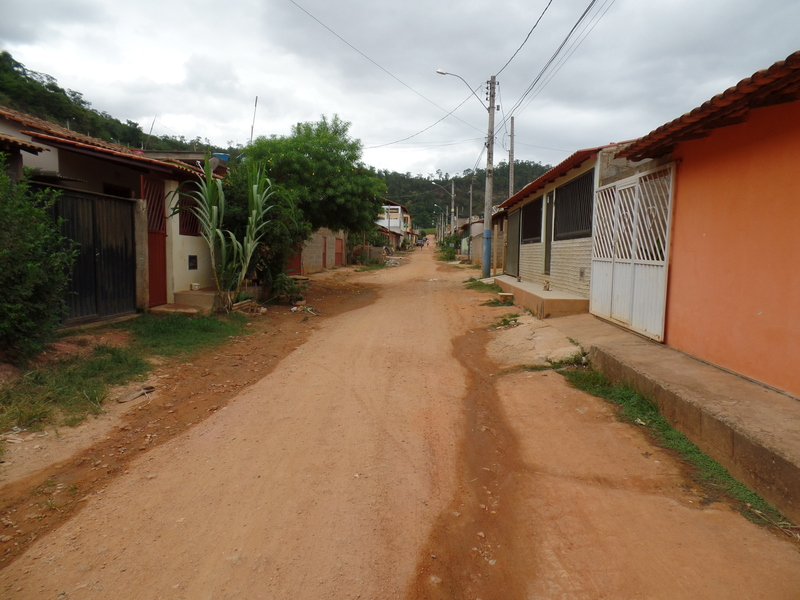 Rua do Bairro Itaraninha receberá pavimentação e drenagem