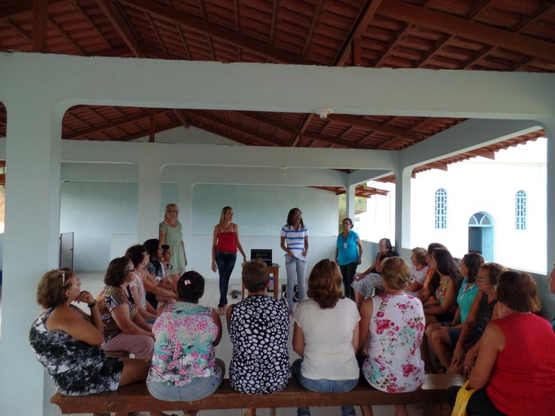 CRAS de Itarana promoveu Encontro de Mulheres durante o mês de março
