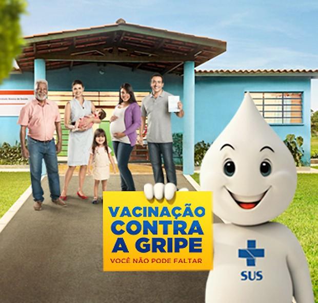Campanha de vacinação contra a Influenza começa nesta segunda (25), para grupos de risco