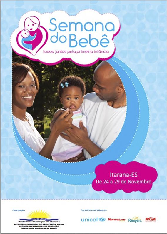 Semana do Bebê de Itarana começa na segunda-feira (24)