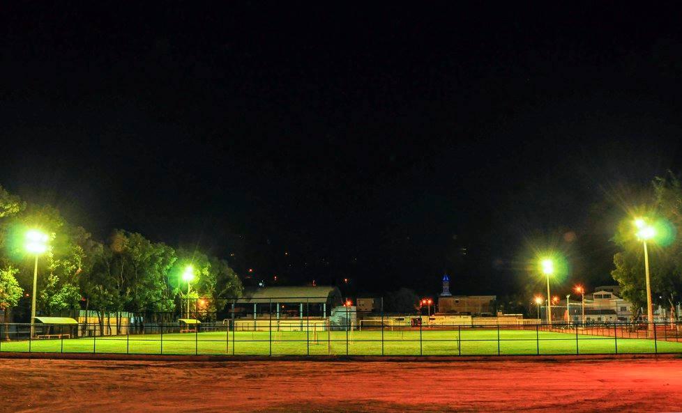 """Convite - Inauguração do Estádio Municipal """"Domingos André Coan"""" (Campo do Flamengo)"""
