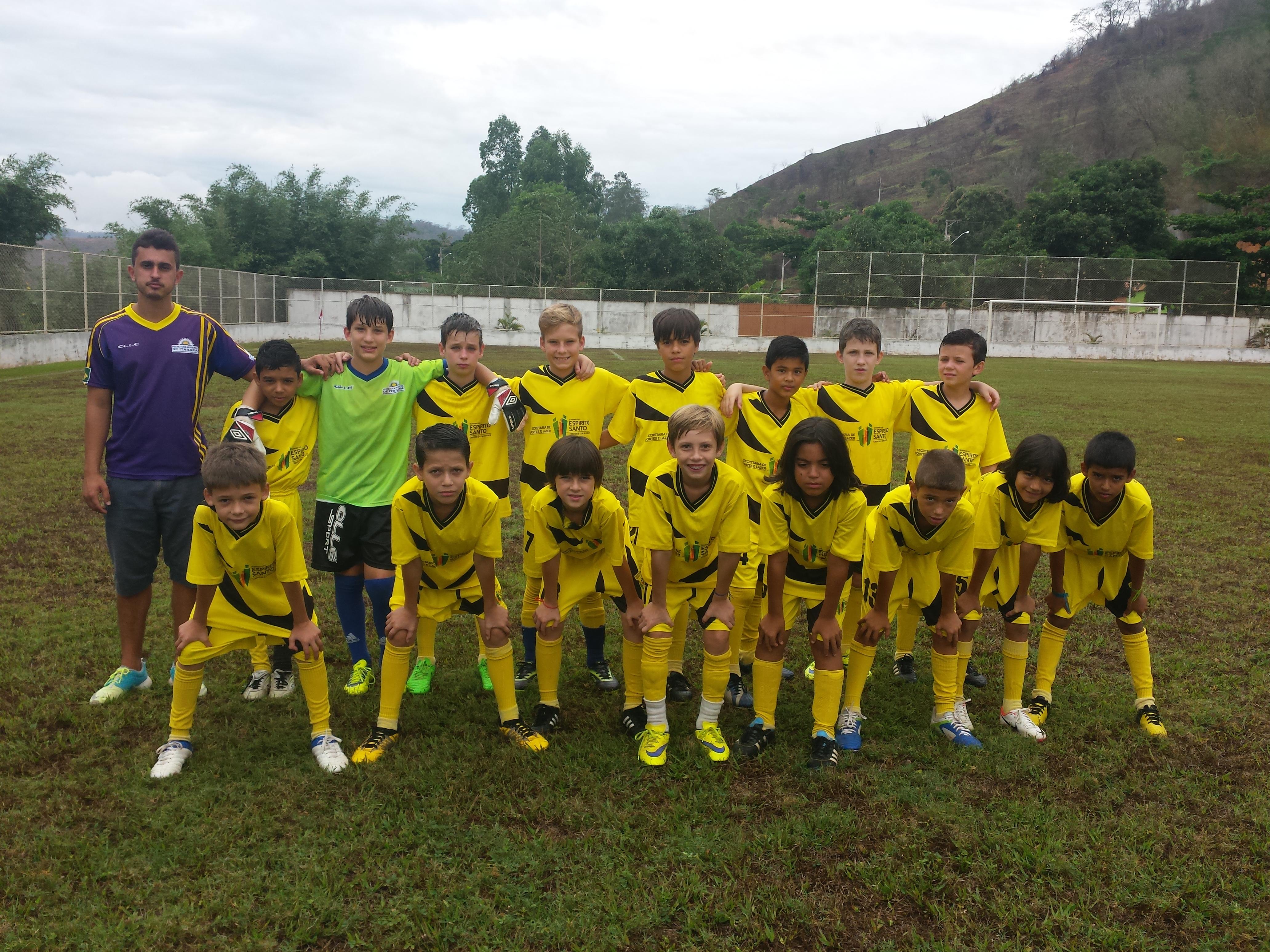 Equipes de Itarana vão disputar as finais da Copa A Gazetinha