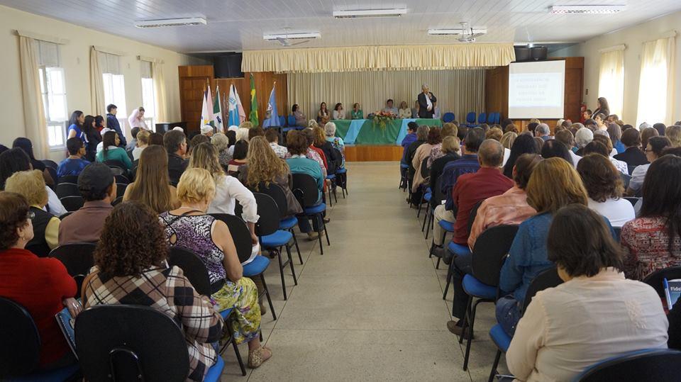 Representantes de Itarana participaram da IV Conferência Regional dos Direitos da Pessoa Idosa