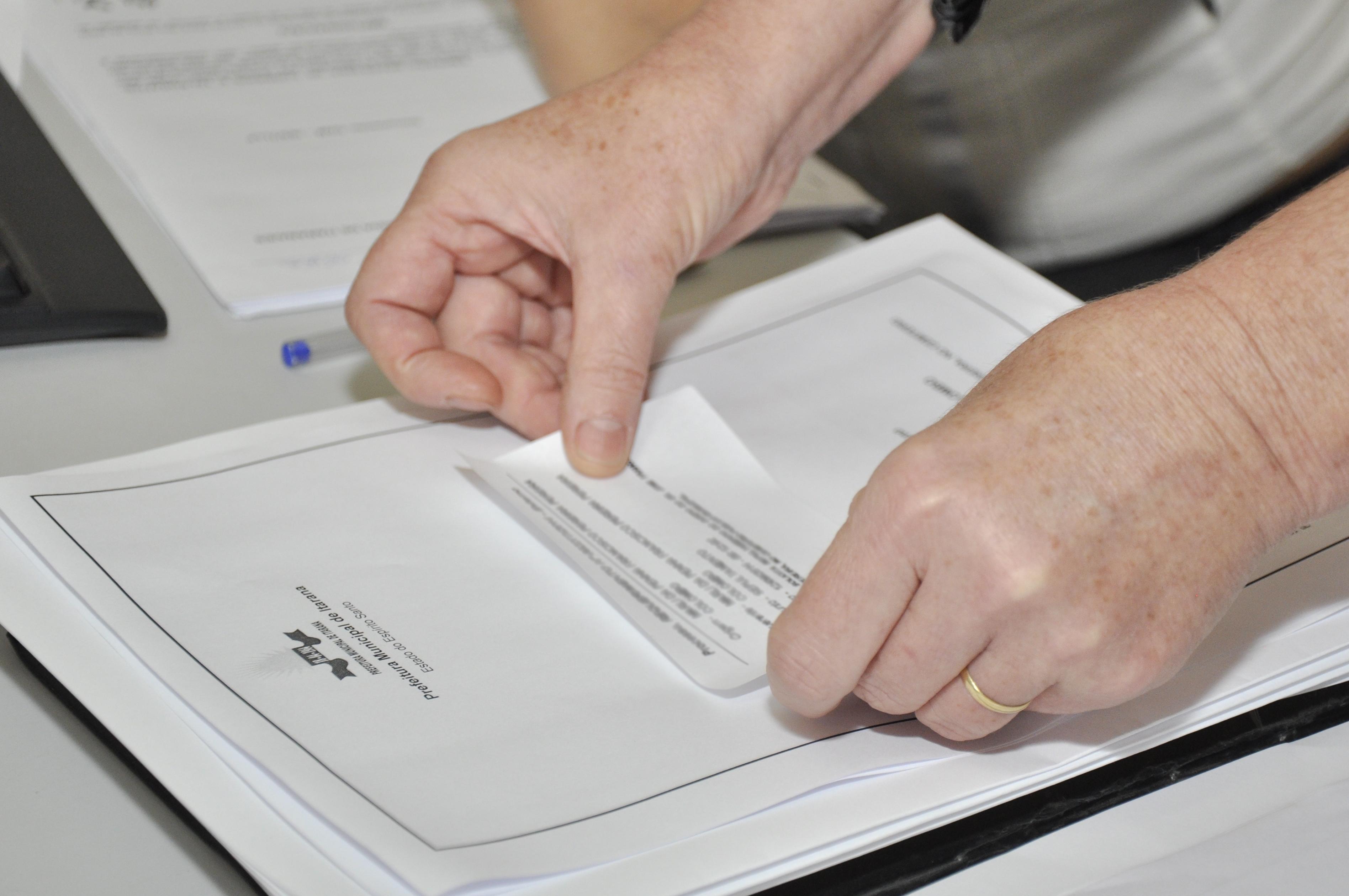 Prefeitura Municipal de Itarana implanta sistema eletrônico de protocolo