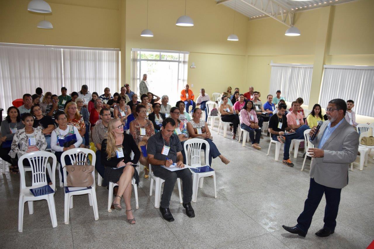 1ª Conferência Municipal das Cidades de Itarana reúne propostas para etapa estadual
