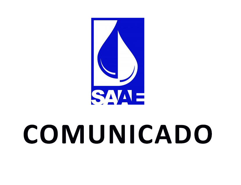 Comunicado - SAAE