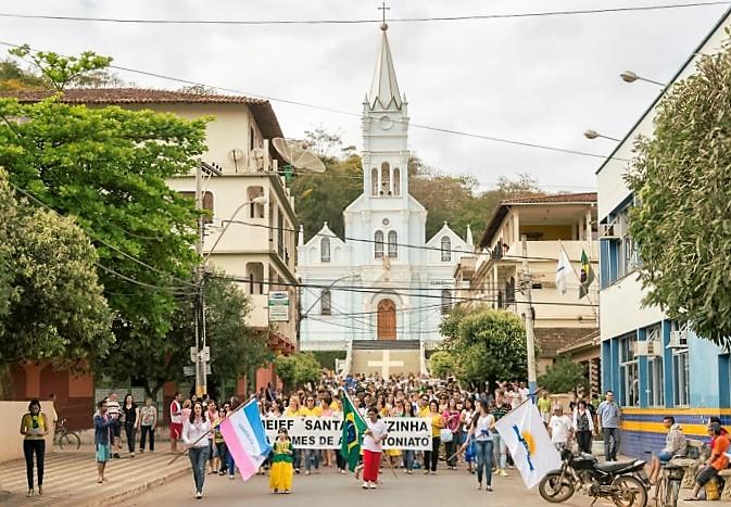 Dia da Independência terá desfile cívico e apresentações em Itarana