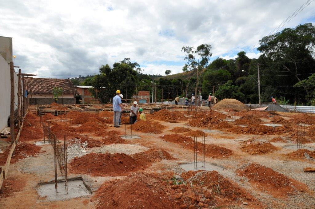 Obras para construção do Cras começaram