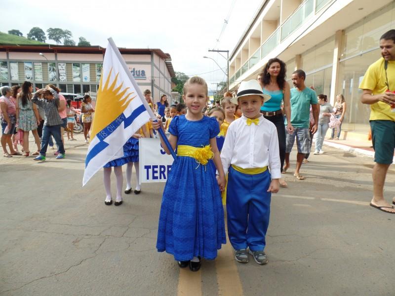 Desfile Histórico e Cultural acontece no domingo (17)