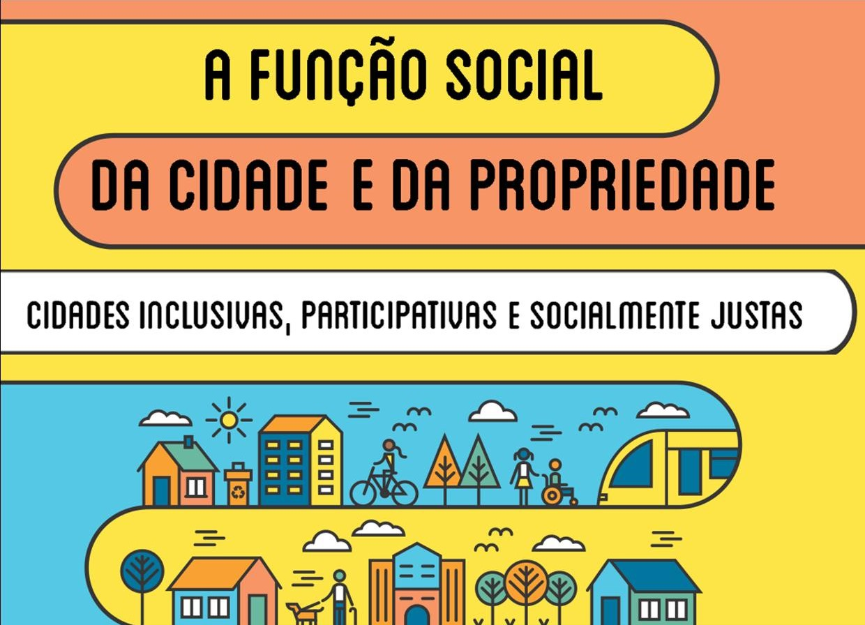 1ª Conferência Municipal das Cidades será realizada no dia 28 de junho