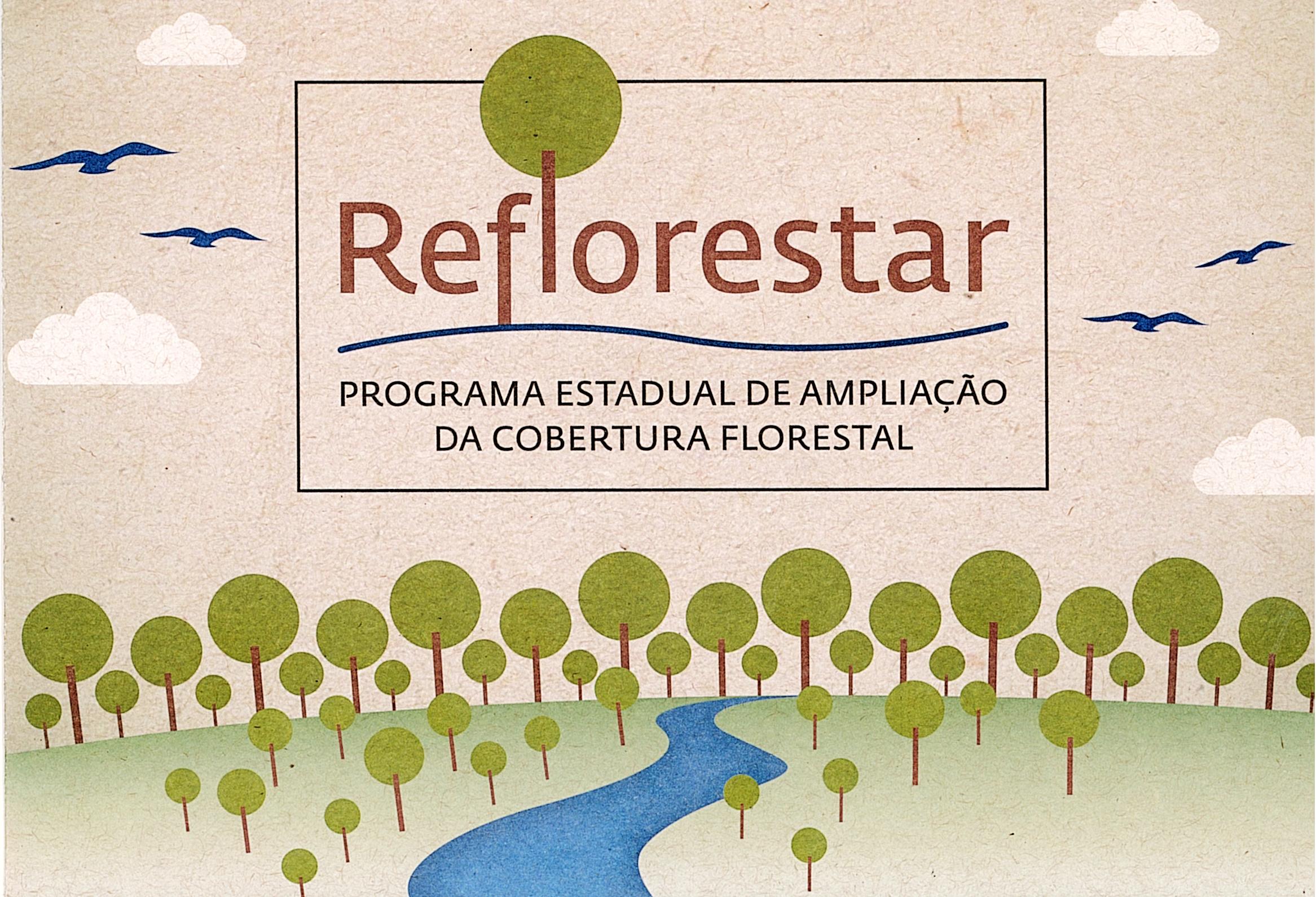 Produtores Rurais de Itarana podem aderir ao Programa Estadual Reflorestar