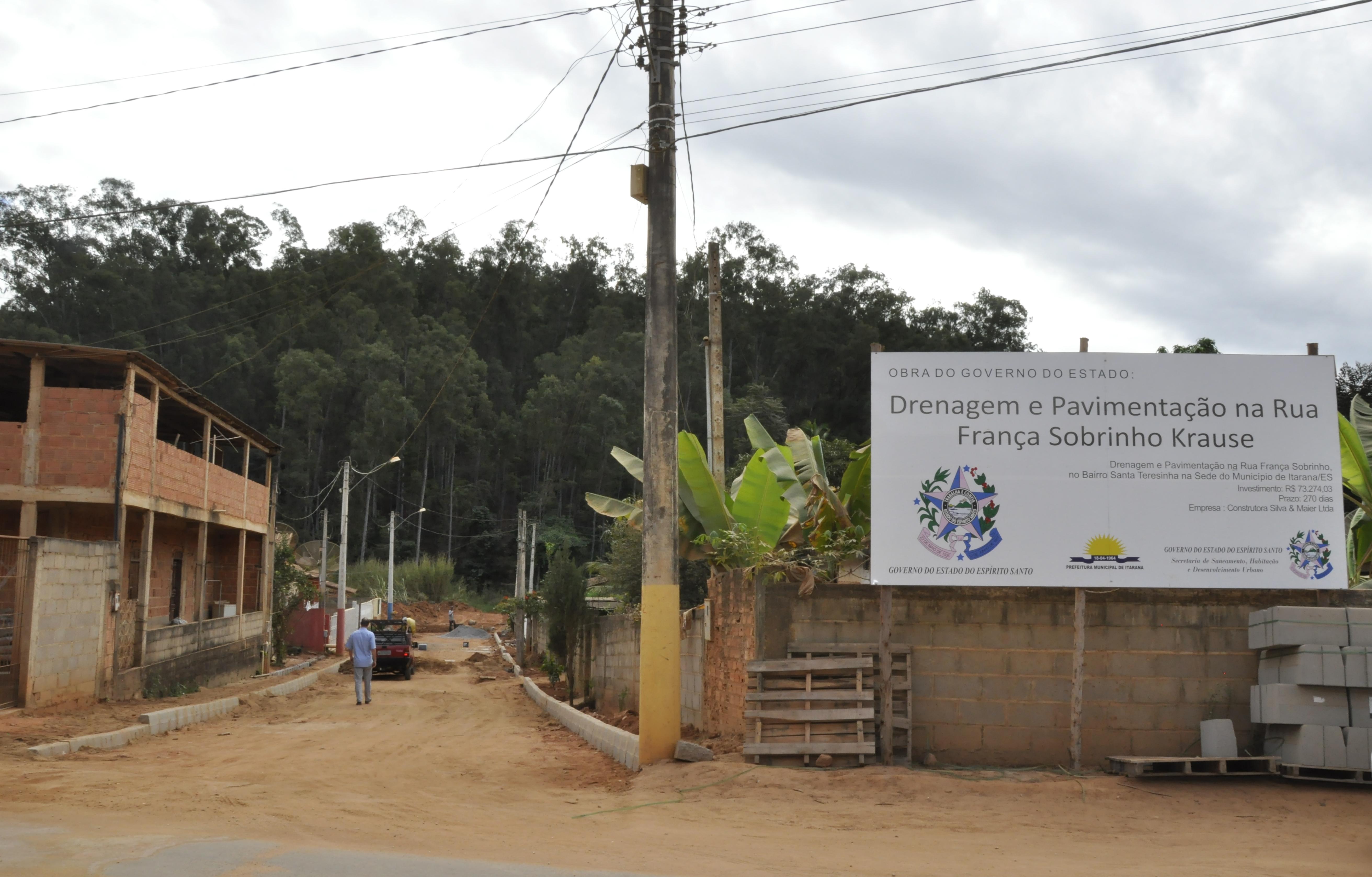 Prefeitura convida para inauguração de obras nesta quinta-feira (10)