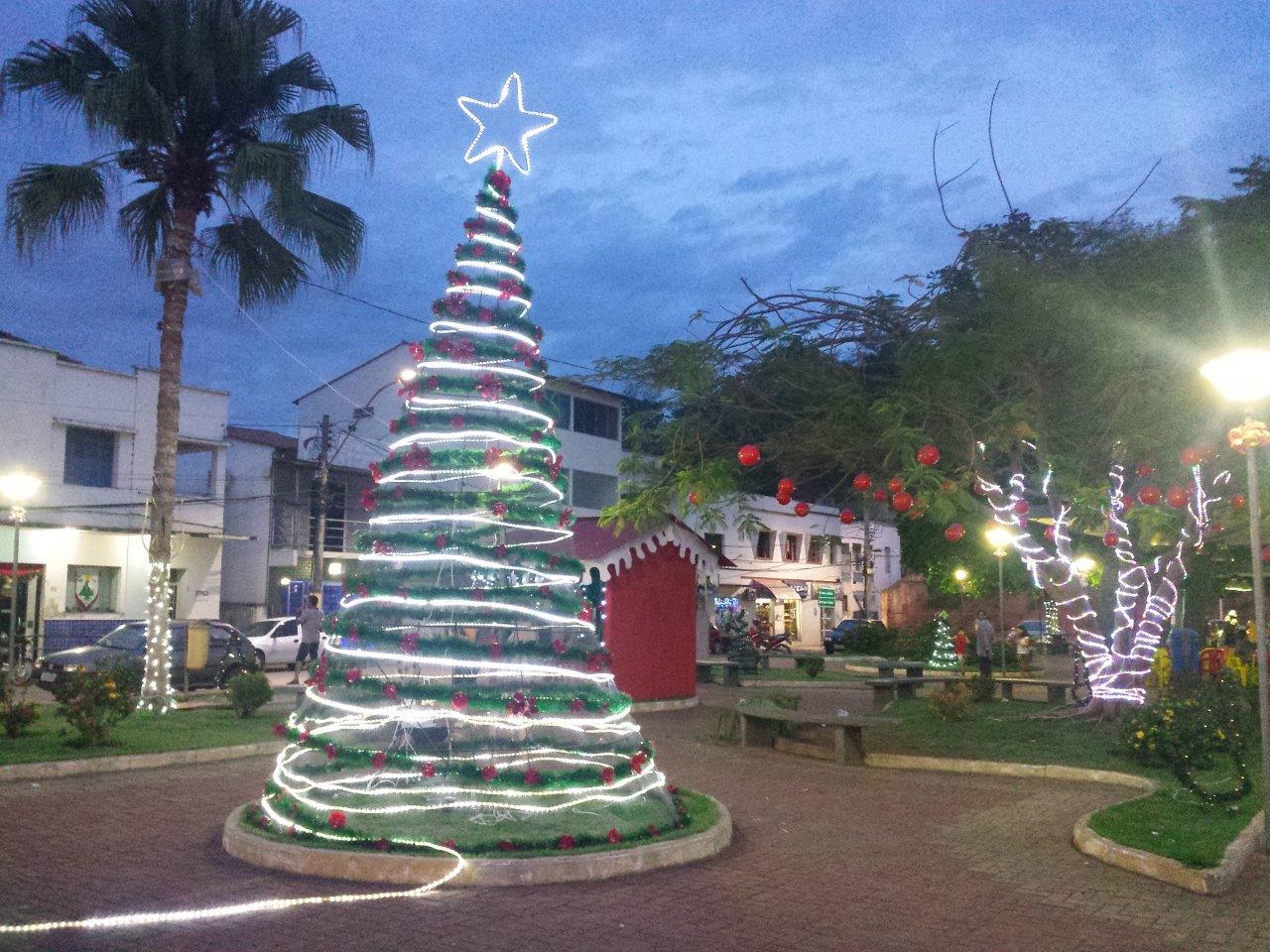 Programação de Natal vai até o sábado (19)