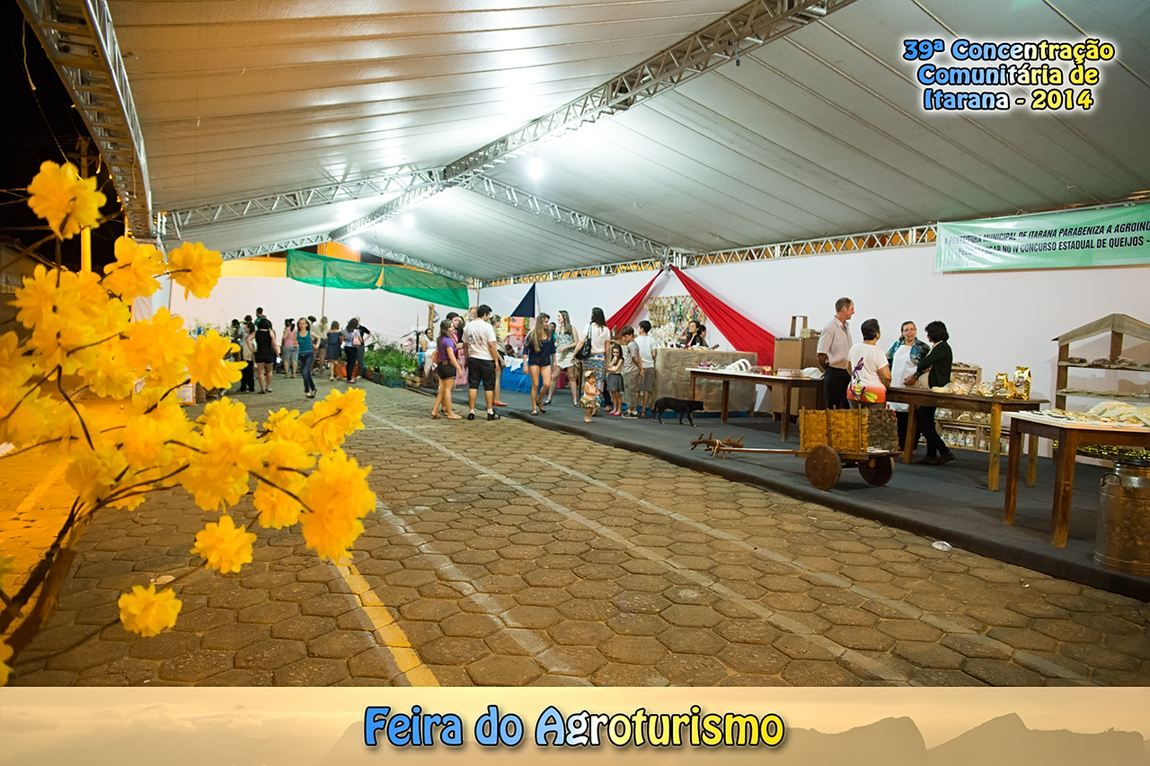 Festa de Itarana reuniu diversas atrações no final de semana