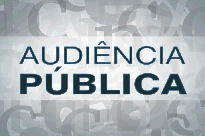 Audiência Pública para apresentação e discussão de propostas para elaboração dos Projetos LDO e LOA