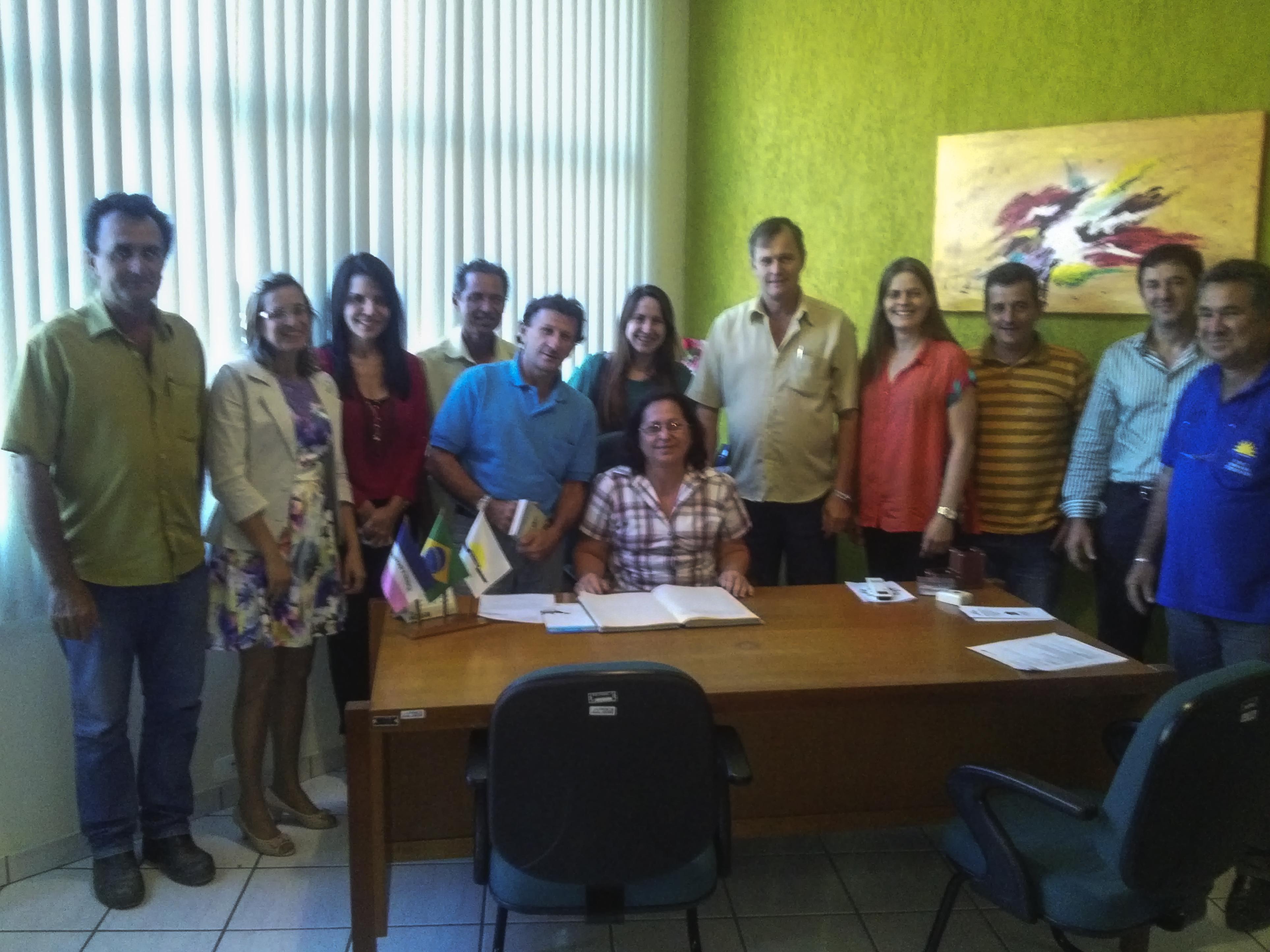 Vice-prefeita assume administração municipal durante 12 dias