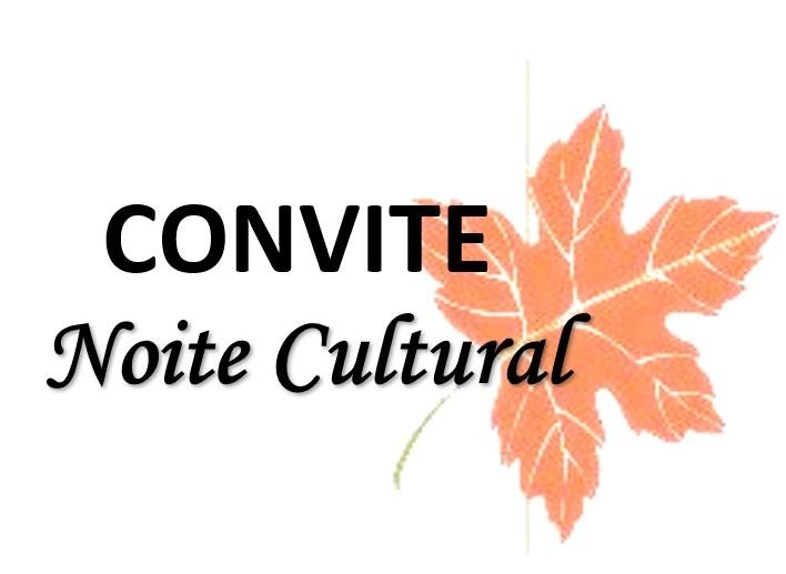 Educação promove Noite Cultural na sexta-feira (14)