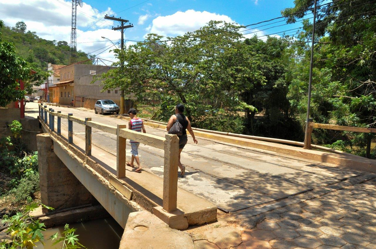 Obras para reconstrução de pontes começam neste mês