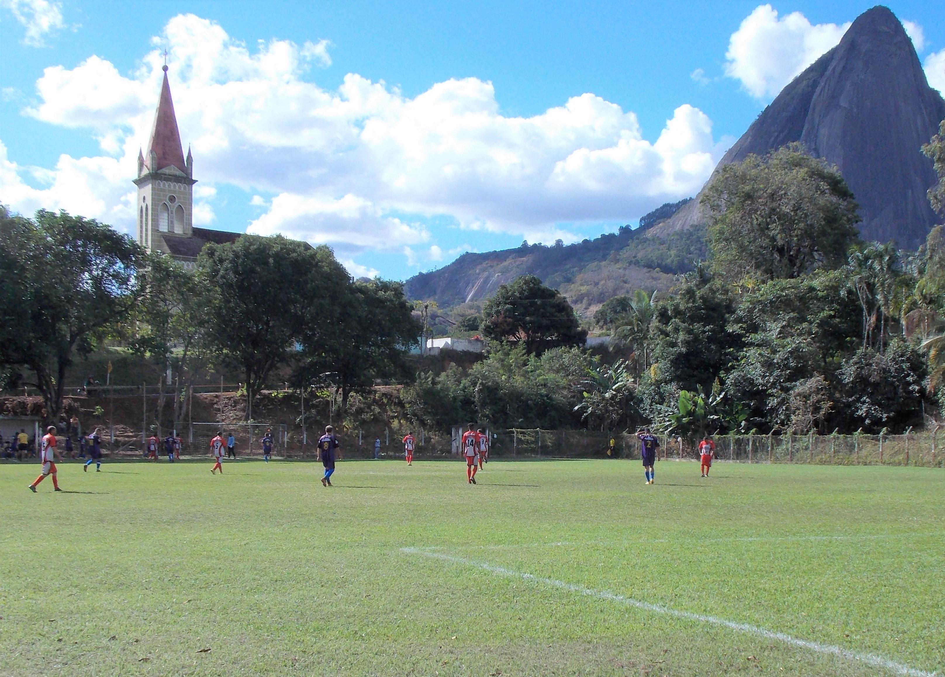 Confira a tabela do Campeonato Municipal de Futebol de Itarana 2015
