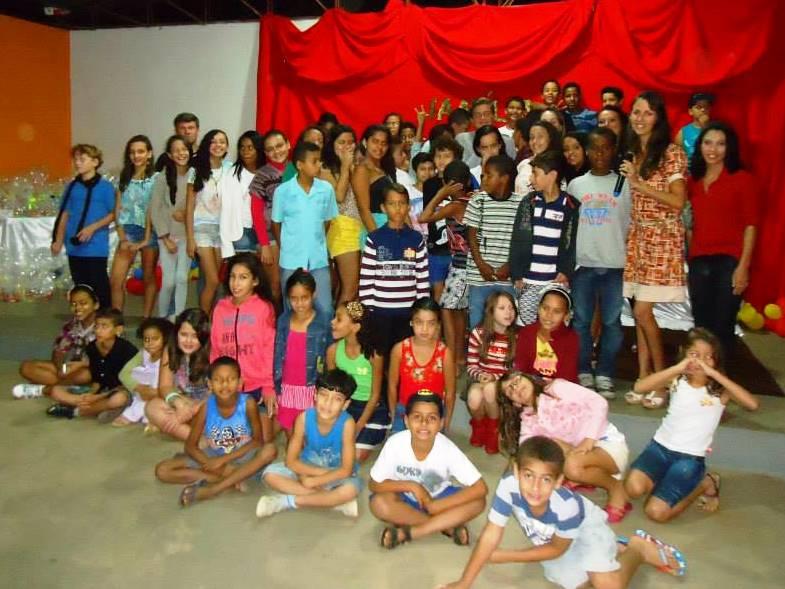 Palestras e apresentações culturais marcam dia da família nas unidades de convivência