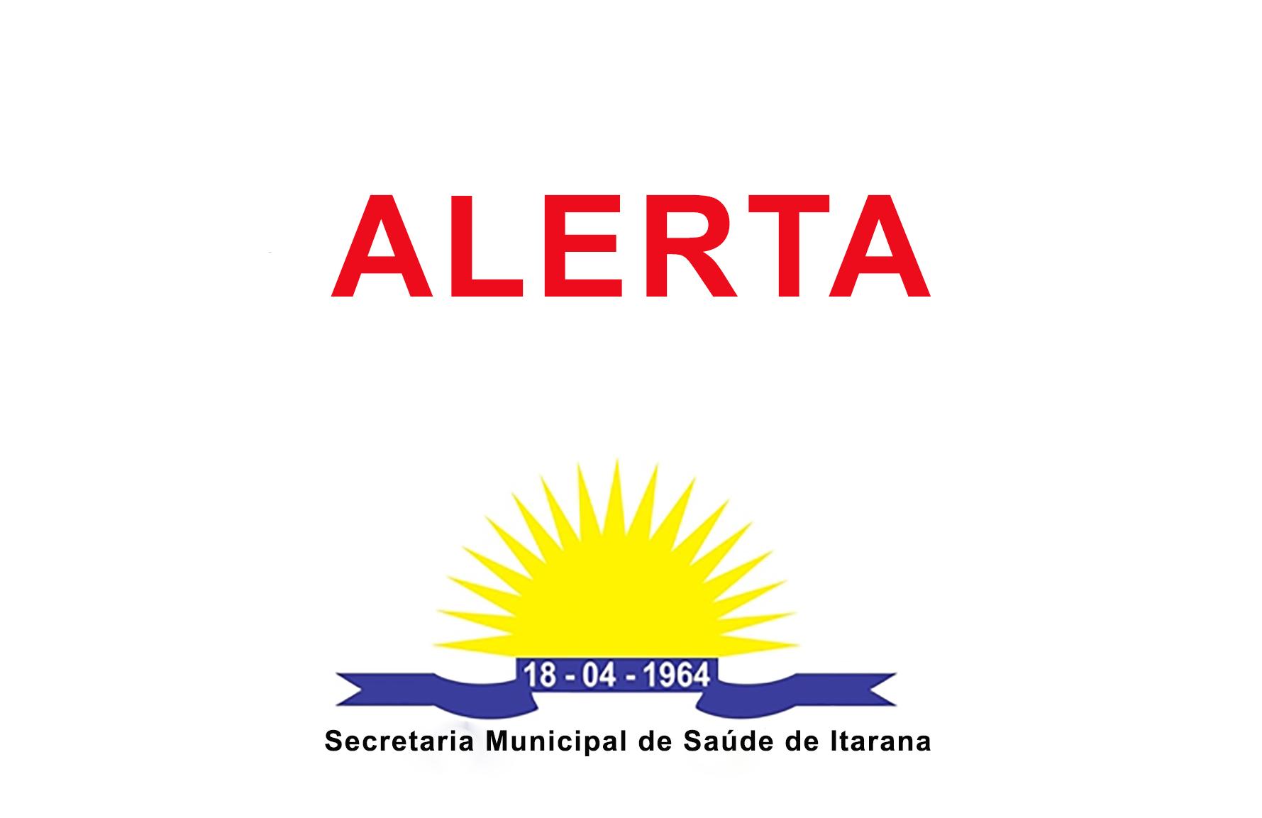 Secretaria Municipal de Saúde alerta população sobre a Dengue