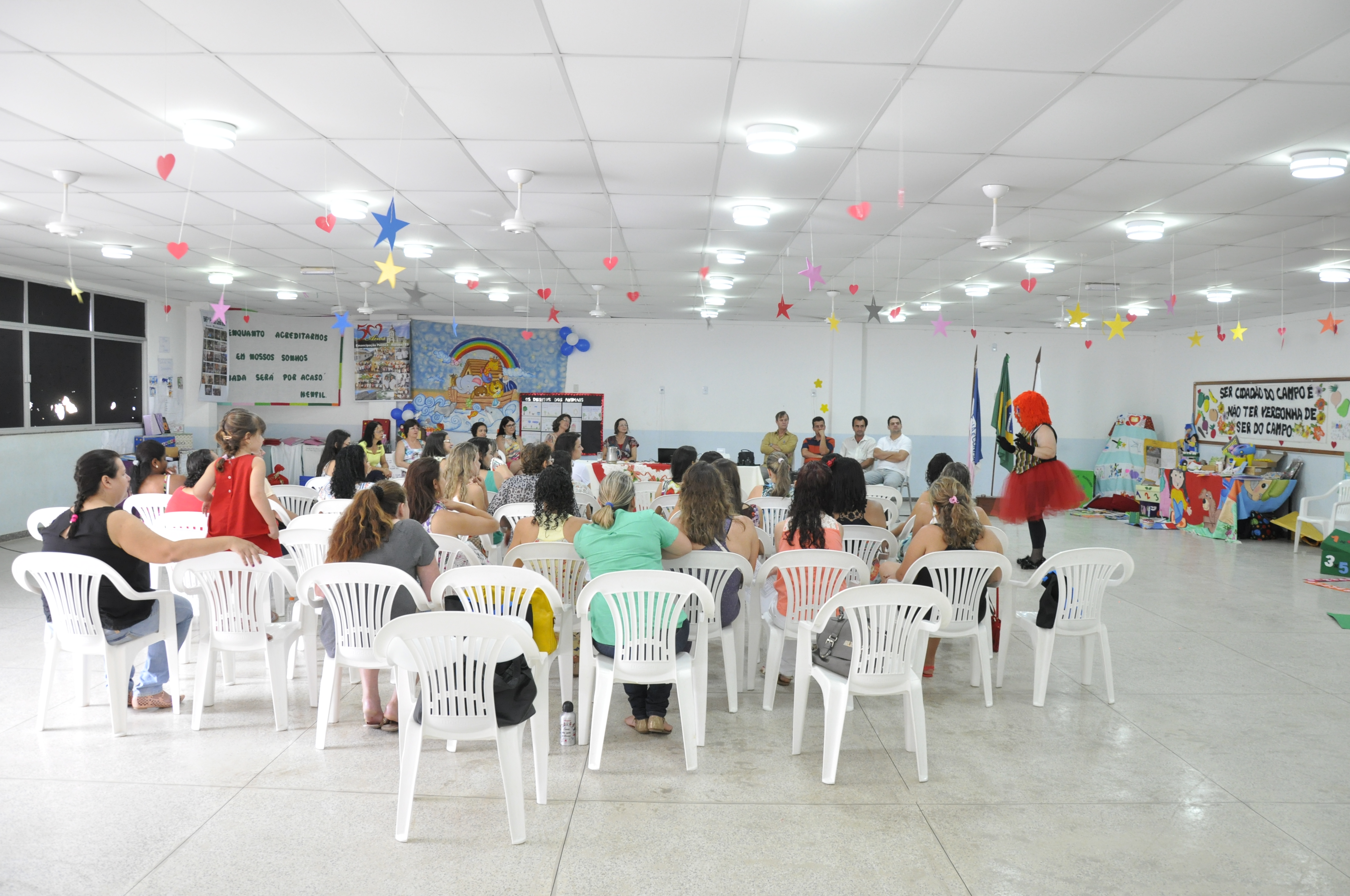 Seminário municipal discute Pacto pela Educação na Idade Certa