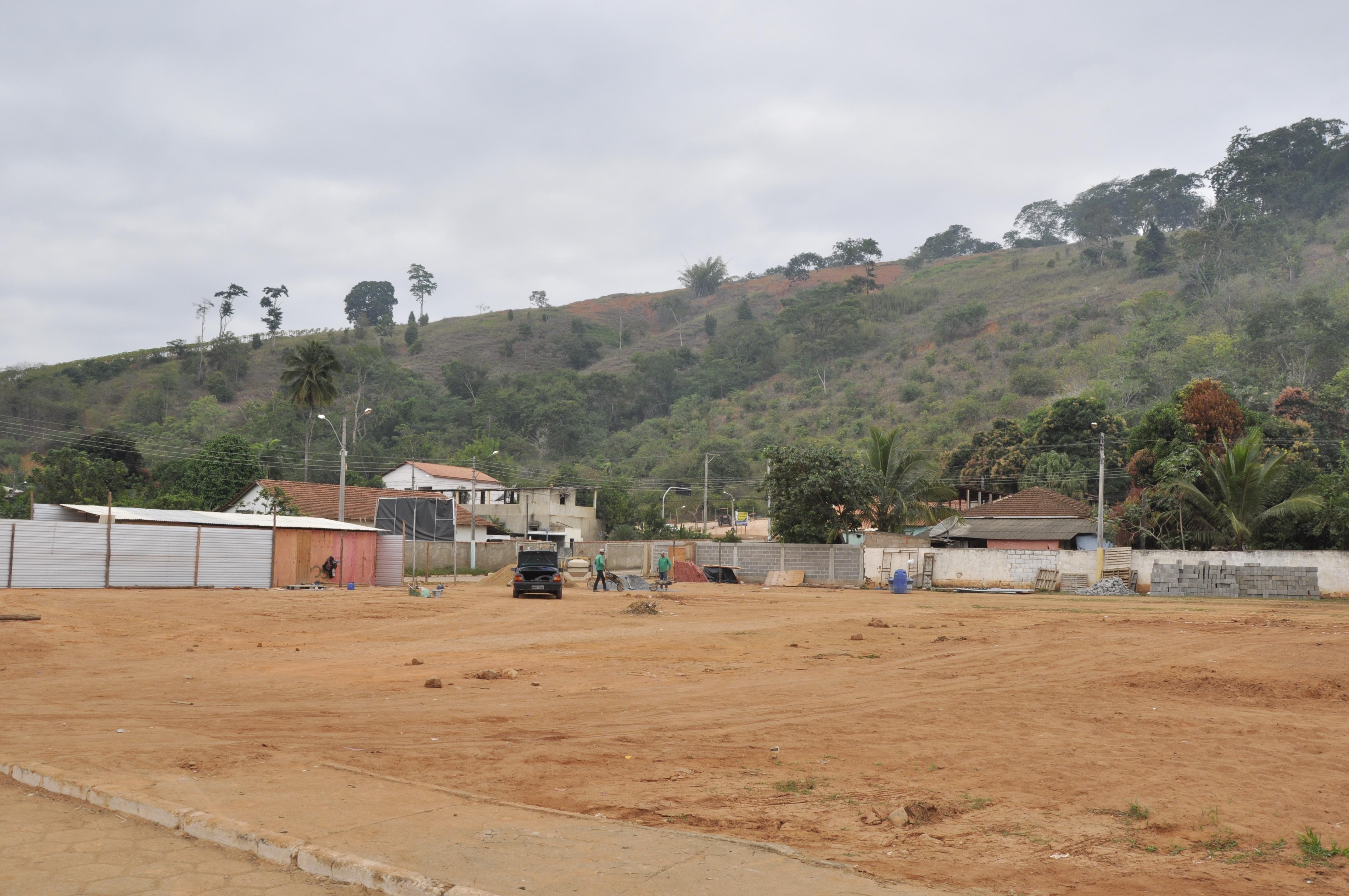 Prefeitura inicia construção de uma nova creche na sede