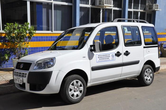 Vigilância Sanitária de Itarana recebe veículo do Governo do Estado