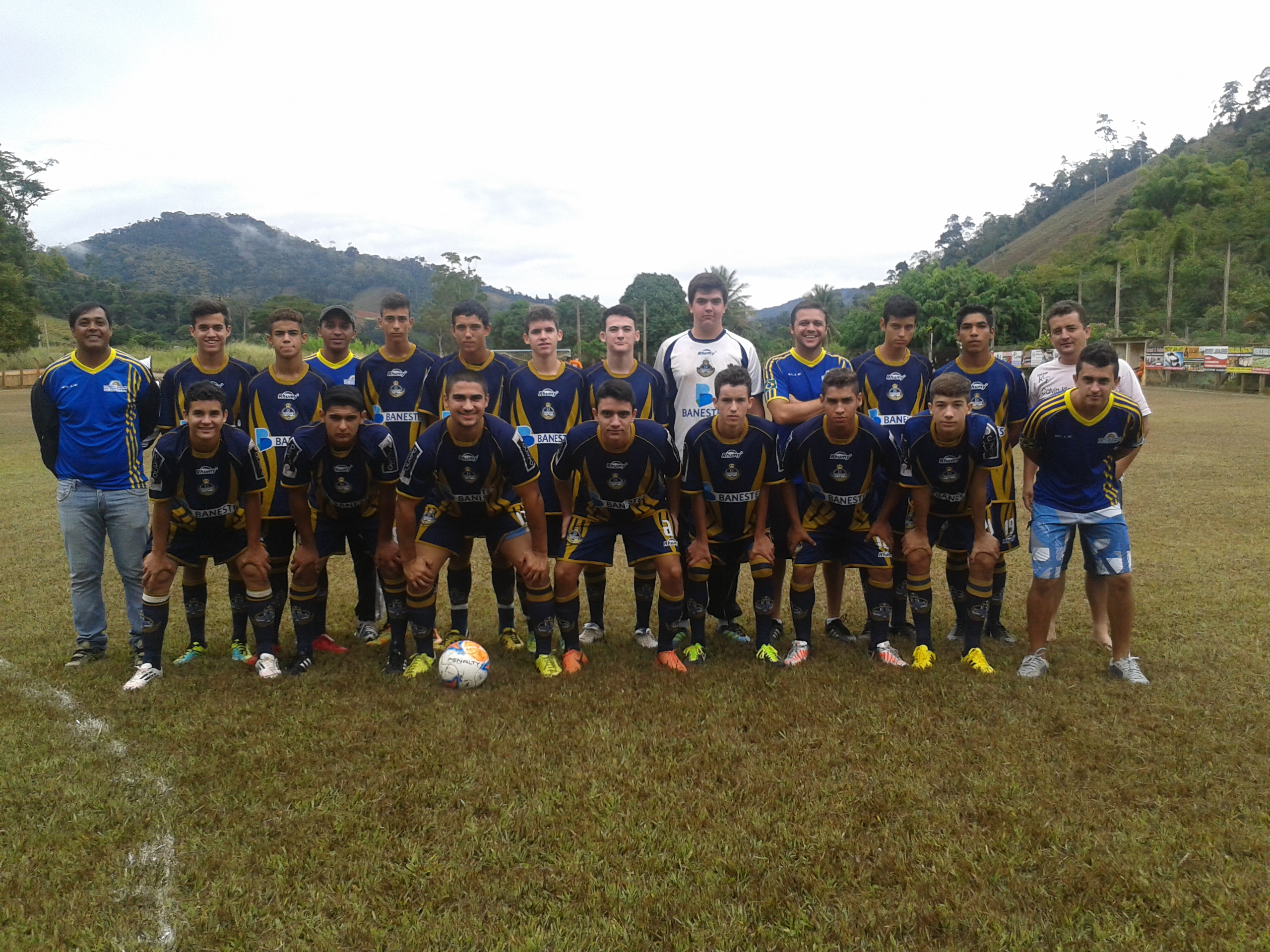 Futebol Categoria Sub 17